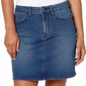 Calvin Klein Jeans Women's 5 Pocket Denim Skirt